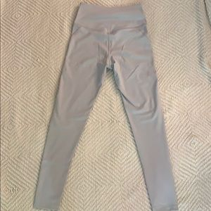 girlfriend collective Pants - Girlfriend Collective Leggings (Light Blue)